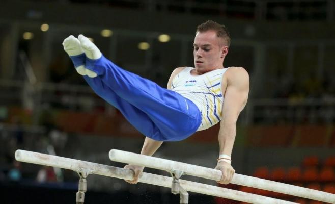 Ucraineanul Oleg Verneaiev, campion olimpic la paralele la Rio, se numără printre gimnaştii aşteptaţi la Europenele de la Cluj