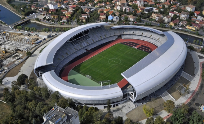 Cluj Arena, sursa foto Brett Martin