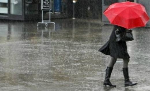 Cod galben de ploi în judeţul Cluj