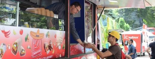 Comercianții de la Street Food Festival între acuzațiile în legătură cu neacordarea bonului fiscal și scandalul cu Primăria pentru autorizații