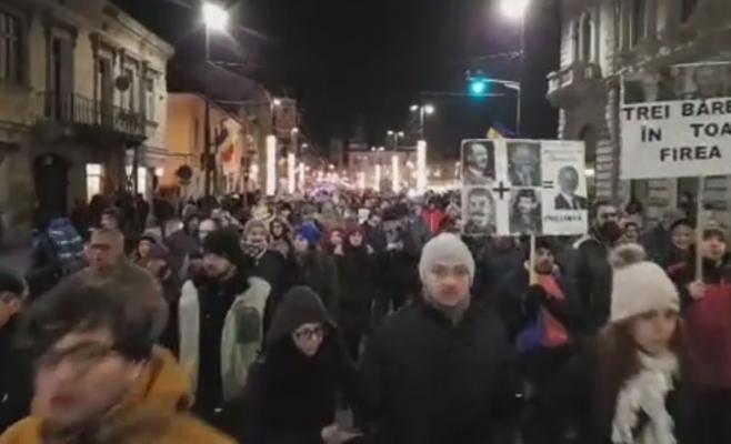 Cum s-au văzut protestele anticorupţie din România în presa internaţională