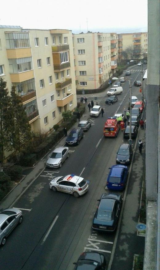 sursa foto Facebook Info Trafic Cluj