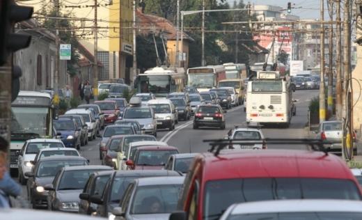 Centura metropolitana ar decongestiona traficul din Cluj