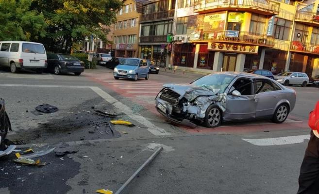 sursa foto: Facebook Info Trafic Jud. Cluj