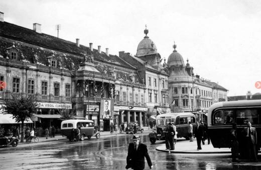 Sursă foto: Facebook Muzeul de Transport Public Cluj-Napoca