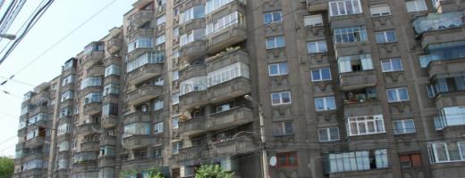 Apartamentele din Cluj au cel mai mare preț mediu pe metru pătrat din țară