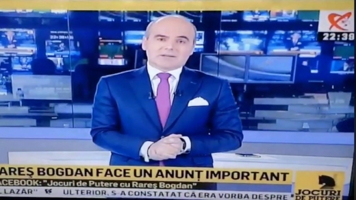 Rareș Bogdan, candidatul PNL pentru orice