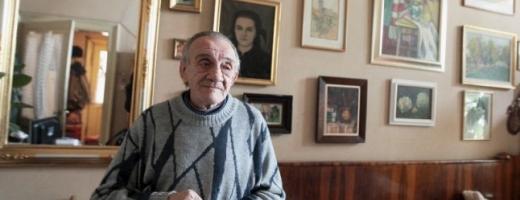 Szazsz Vasile, omul care a închis Muzeul de Speologie, în anul 2011. Foto: Thomas Campean / adevarul.ro