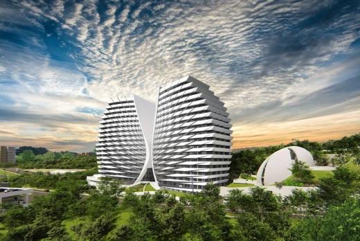 Două construcții clujene, în Top 5 cele mai spectaculoase proiecte rezidențiale din România