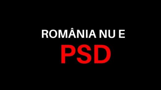 Romania nu e PSD