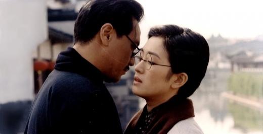 Scenă din  filmul Suflet de artistă