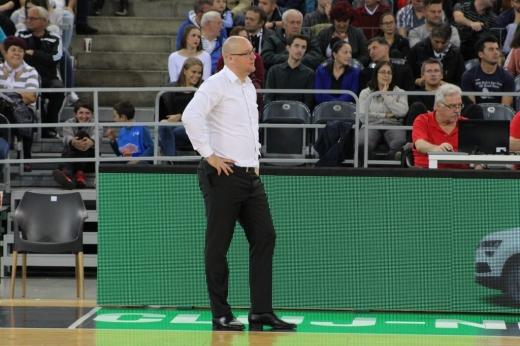 Mihai Silvășan în timpul meciului