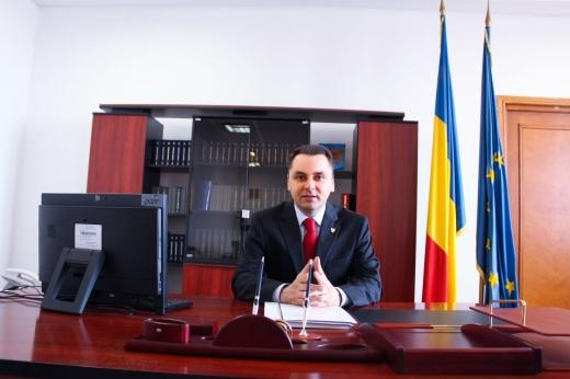 Seantorul PMP de Cluj Vasile Cristian Lungu, candidat ]n alegerile pentru Parlamentul European