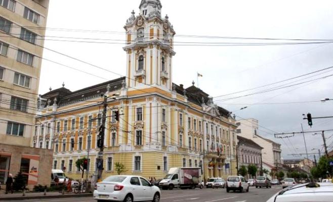 Primăria municipiului Cluj-Napoca