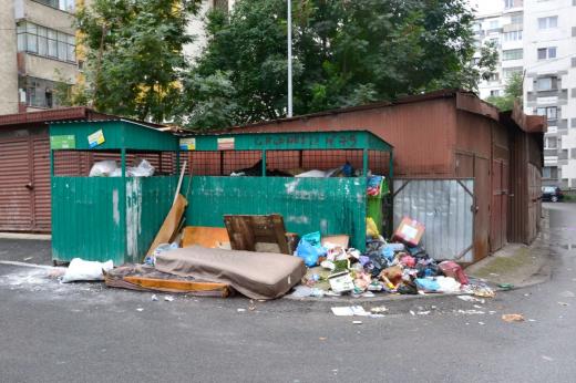 """Municipalitatea promite normalizarea colectării selective: """"Suntem încă în procedură, au fost întârzieri!"""""""