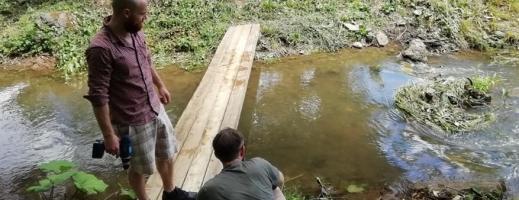 """Clujenii, chemați să dea o altă față Canalului Morii: """"Încă un hectar de spațiu verde în Parcul Rozelor!"""""""