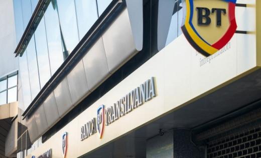 Banca Transilvania, lider absolut în România. Banca clujeană este în premieră în vârful ierarhiei