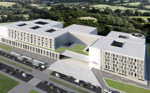 PROMISIUNE Cererea de finanțare pentru Spitalul Regional Cluj-Napoca va fi depus în toamnă la Comisia Europeană