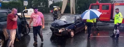 Accident Bulevardul Muncii