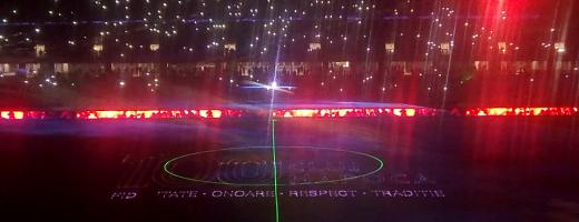 """""""Studenții"""" au picat examenul cu PAOK! Eșecul drastic cu campioana Greciei, îndulcit de un show emoționant de lasere"""