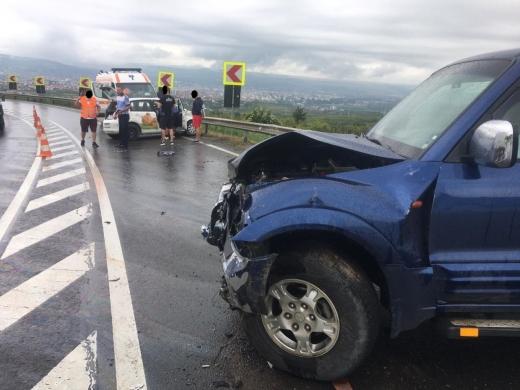 Accident ieşire Feleacu