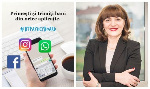 PREMIERĂ în România: Banca Transilvania aduce bankingul în aplicațiile de mesagerie ale social media