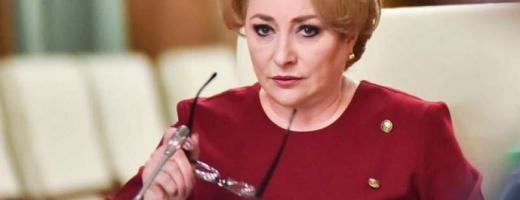 Viorica Dăncilă în fruntea PSD