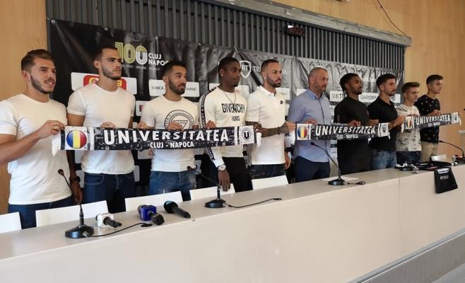 Noile achiziţii ale Universităţii Cluj