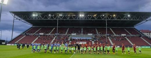 """Suporterii CFR-ului, chemați la stadion: """"Facem totul pentru grupele Ligii Campionilor!"""""""