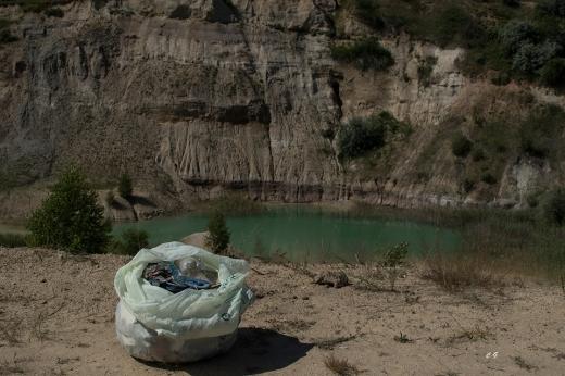 """Scutece, prezervative, chedere și peturi în zonele frumoase ale Clujului: """"Nu putem pretinde la nesfârșit ca alții să se ocupe de toate!"""""""