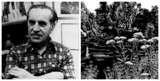 Expoziție Gy. Szabó Béla: suburbiile Clujului, șomajul și sărăcia din anii `30, surprinse în gravuri unice