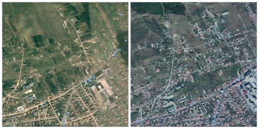 Cartierul Dâmbul Rotund google maps