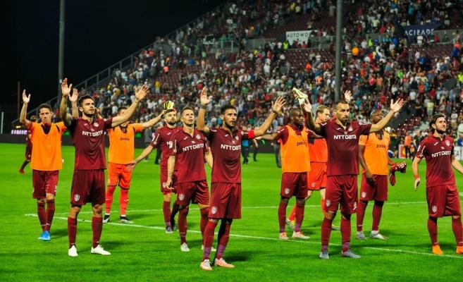"""O """"dublă"""" de milioane... de euro! Duelul cu Slavia, colac de salvare pentru CFR și fotbalul românesc"""