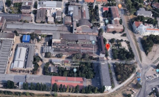 Norvegienii cumpără terenuri în Cluj-Napoca, o fostă platformă industrială clujeană în vizor