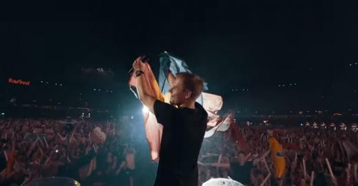 Armin van Buuren și recitalul de la UNTOLD domină prestigiosul top Billboard!