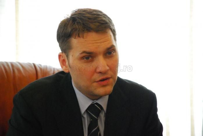 Dan Şova, ministrul delegat pentru Proiecte de Infrastructură şi Investiţii Străine
