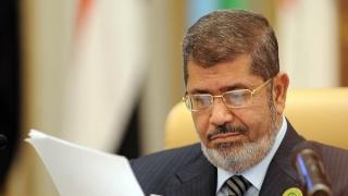 Mohamed Morsi a fost transferat la Ministerul Aparării