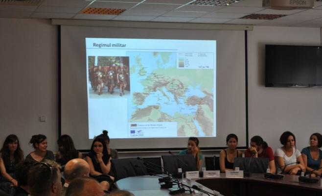 Intalnire Consiliul Judetean Cluj includere situri romane in patrimoniul UNESCO