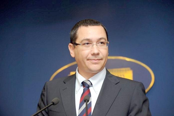 Victor Ponta va prelua mandatul interimar de ministru al Transporturilor
