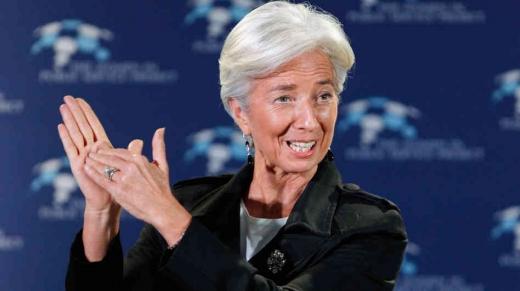 Christine Lagarde a precizat că, dacă ţara noastră are nevoie de sprijin, Fondul este gata să îl ofere