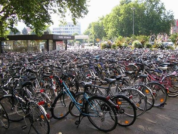 Două hoațe de biciclete au fost prinse de polițiștii clujeni
