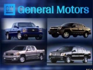 General Motors a devenit cel mai mare producător auto din lume