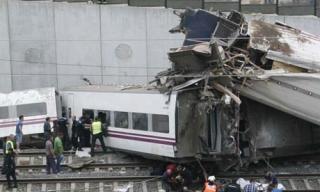 Accidentul feroviar din Spania