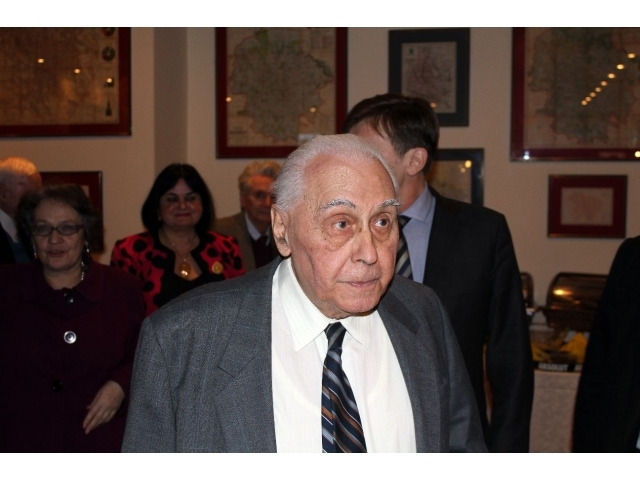 Radu Câmpeanu, preşedintele fondator al PNL