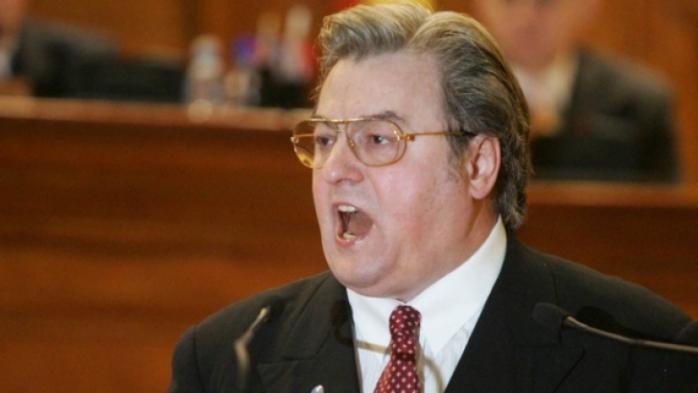 Vadim Tudor a fost exclus din PRM