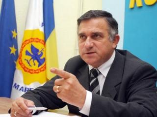 Gheorghe Funar, fost primar al Clujului