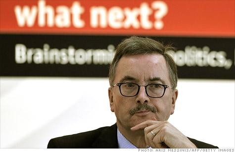 Juergen Stark, fost economist şef al Băncii Centrale Europene