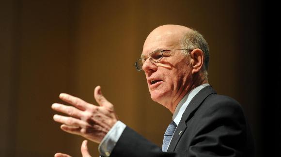Norbert Lammert, preşedintele Bundestag-ului (camera inferioară a parlamentului) german