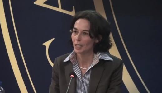Andrea Schaechter, negociatorul-şef pentru România al FMI