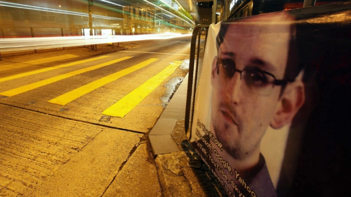 Afiş Edward Snowden